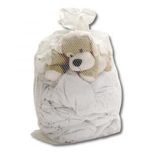 Sac filet de lavage - Blanc