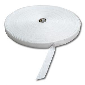 Bobine de tresse sergé coton - 15mm en 100m