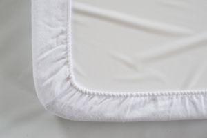 Alèze drap housse 100% coton