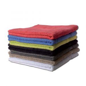 Drap de bain éponge 100% coton 70 x 140 - CLARA