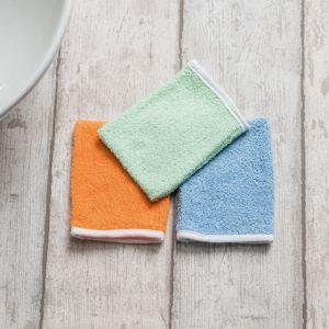 Gant éducatif polyester/coton - Coloris assortis