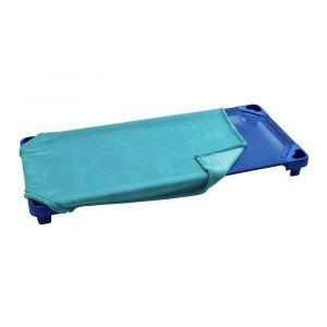 Couverture microfibre pour couchette