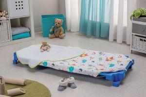 Sac de couchage été couchette 100% coton éponge - Imprimé Ours