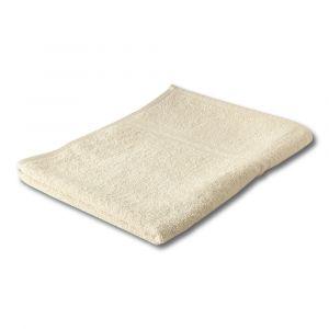 Carré éponge 100 % coton - Blanc