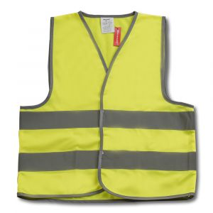 Gilet de sécurité adulte 100% polyester