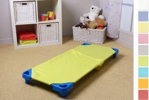 Drap sac couchette Polyester/Coton - Rose