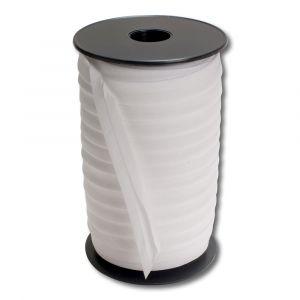 Bobine de 100m de biais blanc coton